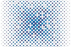 Abstract geometric pattern with small squares. Design element forposters, cards, wallpapers, backdrops, panels,  covers, brochures. Abstract geometric pattern Royalty Free Stock Images