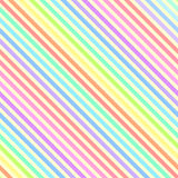 Abstract Geometric pattern with Stripes. Seamless texture in different colors, can be used for background.Vector Illustration. Royalty Free Stock Image