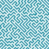 Abstract geometric pattern Royalty Free Stock Photography