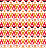 Abstract geometric pattern for your design. Vector background Stock Photography