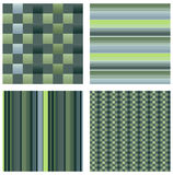 Abstract and geometric patterns Royalty Free Stock Image