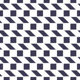 Abstract geometric purple minimal graphic design print checkered pattern Royalty Free Stock Images