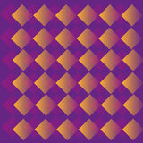 Abstract Geometric purple pattern Royalty Free Stock Photography