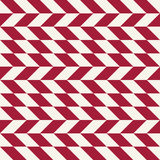 Abstract geometric red minimal graphic design print checkered pattern Royalty Free Stock Photography