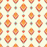 Abstract geometric retro background with Royalty Free Stock Photos