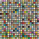 Abstract geometric seamless background Royalty Free Stock Images