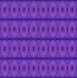 Seamless regular ellipses pattern purple violet blue. Abstract geometric seamless background. Elegant and dreamy ellipses pattern. Drawing with violet, purple vector illustration