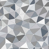Abstract geometric seamless background Stock Photos