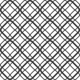 Abstract geometric seamless background pattern.. Abstract grey and white geometric seamless background pattern. Vector illustration Stock Photos