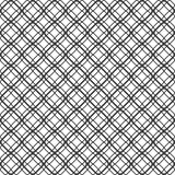 Abstract geometric seamless background pattern. Vector illustrat Royalty Free Stock Images