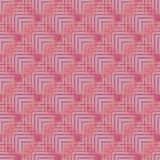 Regular seamless zigzag pattern pink violet purple diagonally. Abstract geometric seamless background. Regular delicate zigzag pattern pink, violet and purple Royalty Free Stock Photo