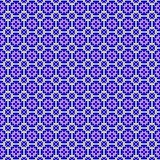 Abstract geometric seamless background. Violet and Royalty Free Stock Photography