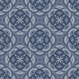 Abstract geometric seamless background. Abstract geometric seamless wallpaper pattern.Vector illustration Stock Photo