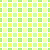 Abstract geometric seamless crosses background Royalty Free Stock Photos