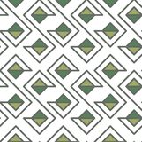 Abstract geometric seamless fashion design Royalty Free Stock Image