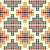Abstract geometric seamless pattern. Vector eps 10
