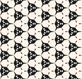 Abstract geometric seamless pattern with angular shapes, hexagons. Abstract geometric seamless pattern with angular shapes, hexagonal grid. Modern geometrical stock illustration