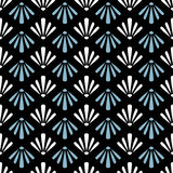 Abstract geometric seamless pattern background vector illustration