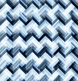 Abstract Geometric Seamless Pattern Background Vector Illustrati Royalty Free Stock Photos