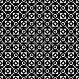 Abstract geometric seamless pattern. Stock Photos