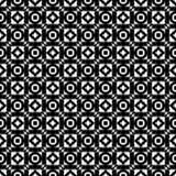 Abstract geometric seamless pattern. Black abstract geometric seamless pattern. EPS 10 on Vector Illustration
