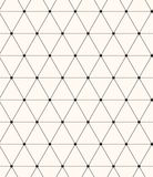 Abstract geometric seamless pattern. Stock Images