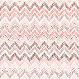 Abstract geometric seamless pattern. Fabric doodle zig zag line. Ornament. Zigzag pencil drawing background stock photo