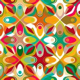 Abstract geometric seamless pattern Royalty Free Stock Photo