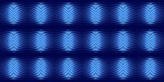 Abstract geometric seamless pattern. Raster. blue. Creative Design Templates Royalty Free Stock Photo
