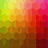 Abstract geometric seamless pattern Royalty Free Stock Photo