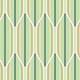 Abstract geometric seamless pattern. Simple wavy zigzag stripes. Background. Colorful modern decoration design royalty free illustration