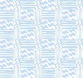 Abstract geometric seamless pattern. Seamless pattern with stripes. stock illustration