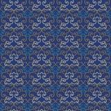 Abstract geometric seamless pattern vector illustration