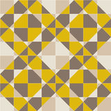 Abstract geometric seamless pattern, vector. Abstract geometric seamless pattern,vector Stock Image