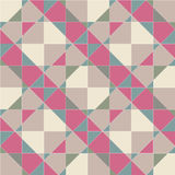 Abstract geometric seamless pattern, vector. Abstract geometric seamless pattern,vector Royalty Free Stock Photos