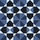 Abstract geometric seamless pattern, vector. Abstract geometric seamless pattern,vector Royalty Free Stock Photography