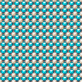 Abstract geometric seamless pattern. Vector background with squa Royalty Free Stock Photography