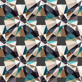 Abstract geometric seamless pattern. Vector eps 10 vector illustration