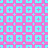 Abstract geometric seamless pattern. Royalty Free Stock Photography
