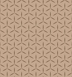 Abstract geometric seamless patterns background. Vector illustration with swatch royalty free illustration
