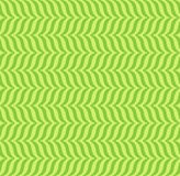 Abstract geometric seamless patterns green background Stock Photo