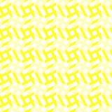 Abstract geometric seamless zig zag Royalty Free Stock Photo