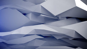 Abstract geometric shapes. Stock Images