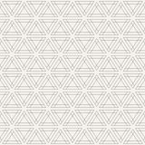 Abstract geometric simple pattern of triangles. Abstract geometric pattern of triangles. Modern stylish texture. Repeating geometric tiles. Fashion design Royalty Free Stock Images