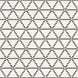Abstract geometric simple pattern of triangles. Abstract geometric pattern of triangles. Modern stylish texture. Repeating geometric tiles. Fashion design Royalty Free Stock Photography