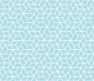 Abstract geometric simple trendy grid deco pattern. Background Royalty Free Stock Photos