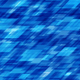 Abstract geometric squares lines blue  background. Good for promotion materials, brochures, banners. Abstract Backdrop, Technology Background Royalty Free Stock Photo