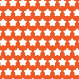 Abstract geometric star seamless pattern. Vector Stock Photo