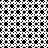 Semless Black dezine White Back ground. Triangles, abstract. Abstract geometric striped triangles seamless pattern in black and white, background stock illustration