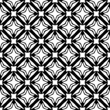 Semless Black dezine White Back ground. Triangles, abstract. Abstract geometric striped triangles seamless pattern in black and white, background Royalty Free Stock Image